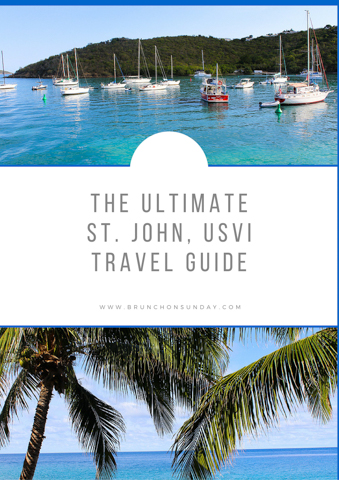 Travel Guide: St. John, USVI