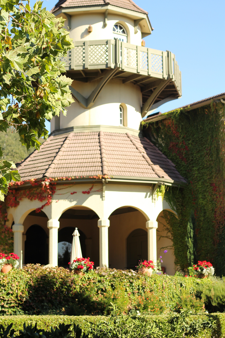 An Afternoon at Chateau St. Jean in Sonoma