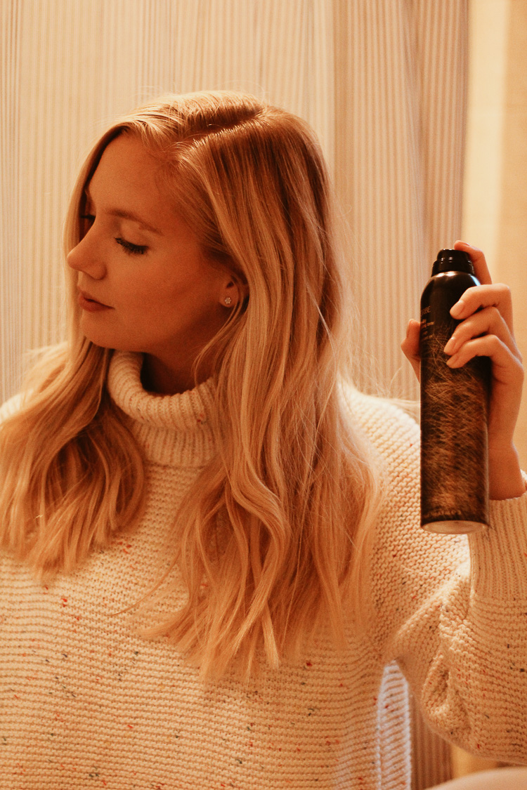 top 10 hair and beauty products of 2017 including oribe dry texturizing spray
